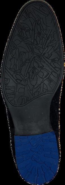 Blaue FLORIS VAN BOMMEL Business Schuhe 10947 - large