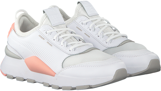 Weiße PUMA Sneaker RS-0 SOUND DAMES  - large