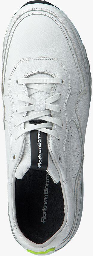 Weiße FLORIS VAN BOMMEL Sneaker 16093  - larger