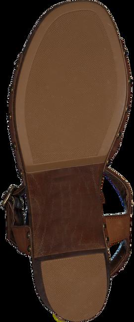Braune UNISA Sandalen TACO  - large