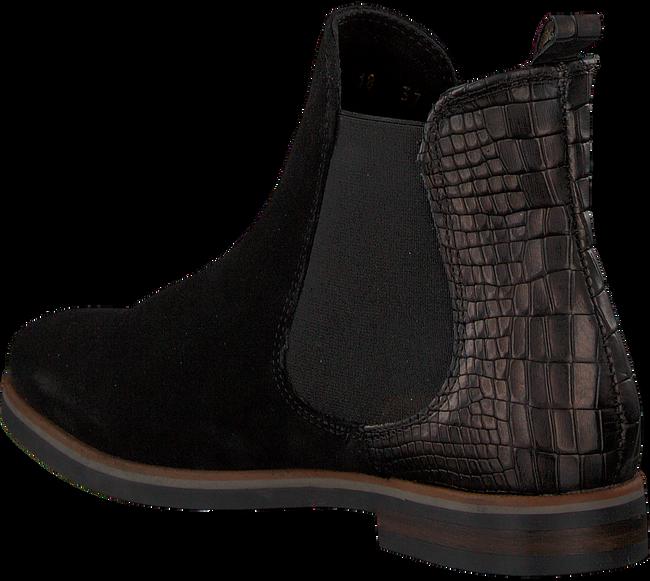 Schwarze OMODA Chelsea Boots 54A005 - large