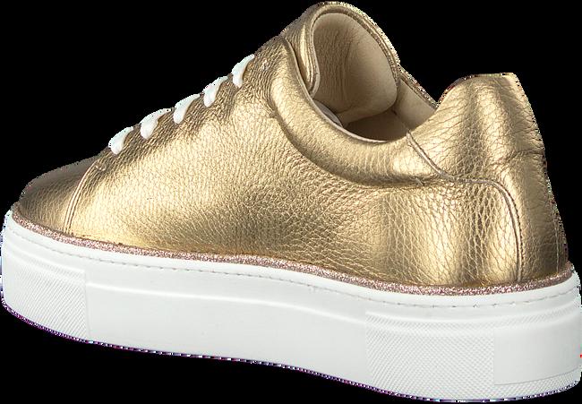 Goldfarbene ROBERTO D'ANGELO Sneaker low FERMO  - large