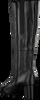 Schwarze GABOR Hohe Stiefel 809  - small