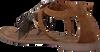 Braune LAZAMANI Sandalen 75.540  - small