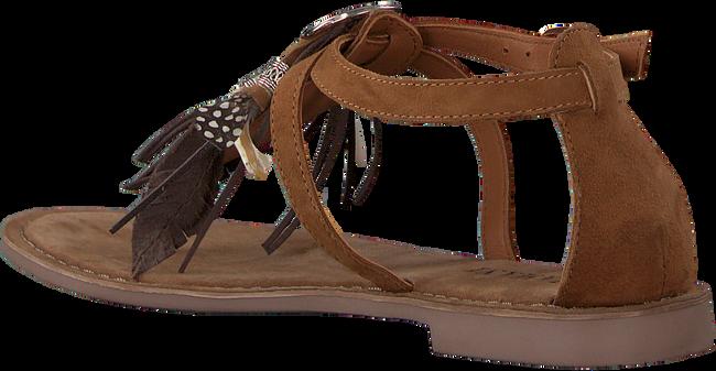 Braune LAZAMANI Sandalen 75.540  - large