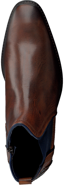 Camelfarbene OMODA Chelsea Boots 36637 - large