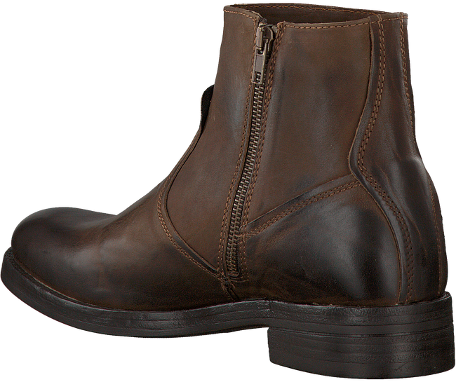 Braune OMODA Ankle Boots 7600 - large