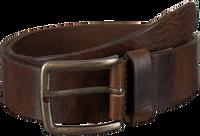 Braune LEGEND Gürtel 40738 - medium