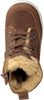 Braune SHOESME Schnürschuhe UR9W056  - small