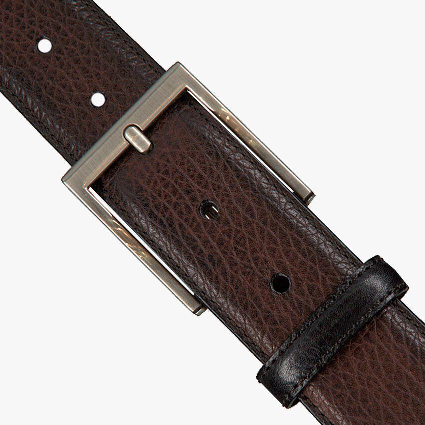 Braune MAGNANNI Gürtel 1078  - larger