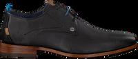 Schwarze REHAB Business Schuhe GREG WALL 02  - medium