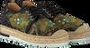 Schwarze KANNA Sneaker KV8187 - small