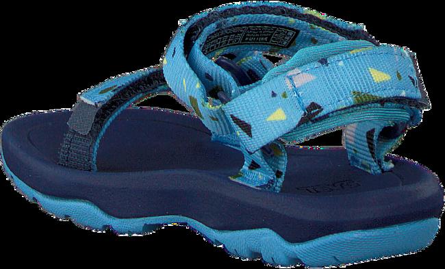 Blaue TEVA Sandalen 1102739 HURRICANE XLT2 PRINT  - large