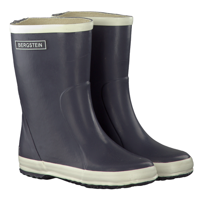 Graue BERGSTEIN Gummistiefel RAINBOOT - large