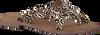 Weiße LAZAMANI Pantolette 75.583  - small