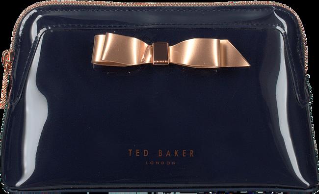 Blaue TED BAKER Kulturbeutel CAHIRA  - large