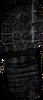 Schwarze SHOESME Langschaftstiefel MB3W066 - small