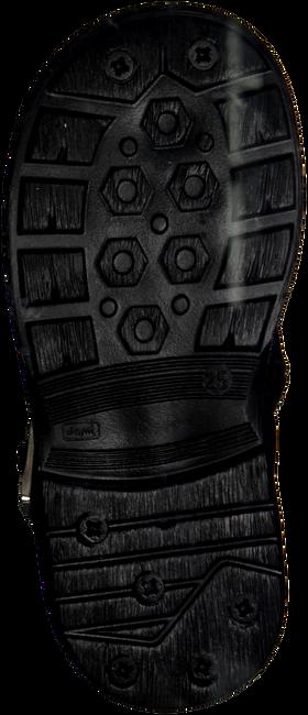 Schwarze SHOESME Langschaftstiefel MB3W066 - large
