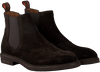 Braune GREVE Chelsea Boots GERMAN - small
