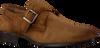 Cognacfarbene MAZZELTOV Business Schuhe 3827  - small