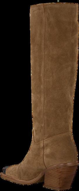 Braune BRONX Stiefeletten LOW-KOLE 14186  - large