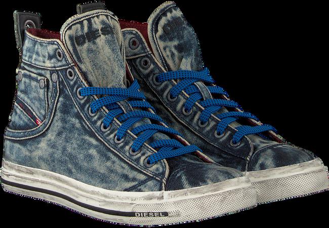 Blaue DIESEL Sneaker MAGNETE EXPOSURE STRIPE - large