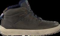 Graue GAASTRA Sneaker high DENZEL MID TMB  - medium