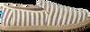 Beige TOMS Espadrilles DECONSTRUCTED ALPARGATA W - small