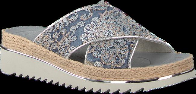 Blaue GABOR Pantolette 722.2 - large