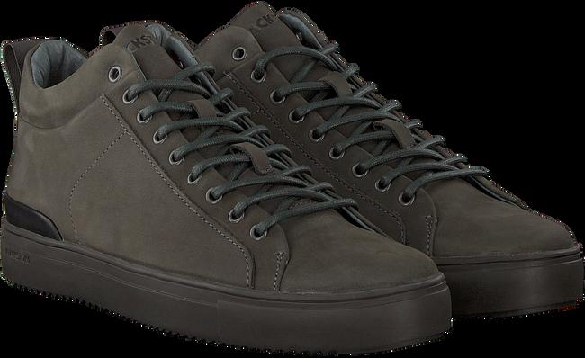 Graue BLACKSTONE Sneaker SG19  - large