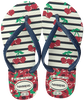Blue HAVAIANAS shoe KIDS SLIM FASHION  - small