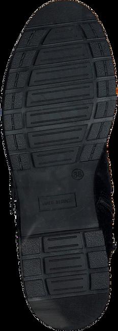 Schwarze OMODA Biker Boots 186 SOLE 456 - large