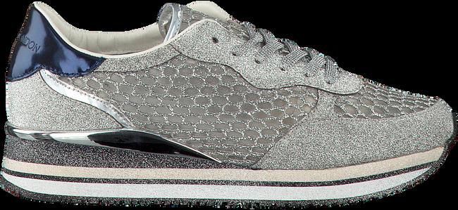 Silberne CRIME LONDON Sneaker DYNAMIC PAILETTES - large