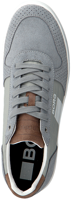 Graue BJORN BORG Sneaker low T1020 NYL M  - large