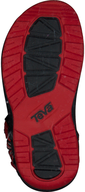 Rote TEVA Sandalen HURRICANE XLT 2 C/T/Y - large