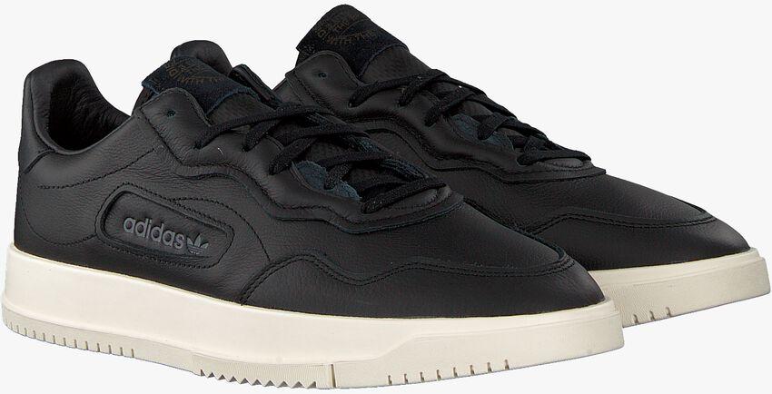 Schwarze ADIDAS Sneaker SUPER COURT MEN  - larger