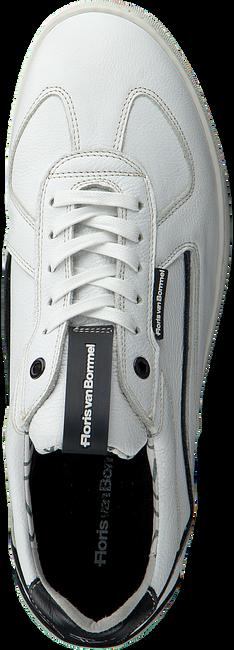 Weiße FLORIS VAN BOMMEL Sneaker 16342  - large