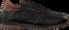 Schwarze NEW ZEALAND AUCKLAND Sneaker KUROW BND M - small