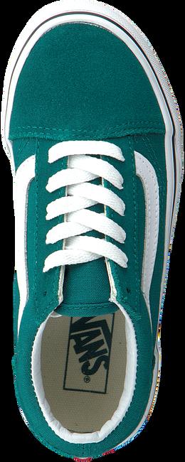 Grüne VANS Sneaker NY OLD SKOOL QUETZAL GREEN  - large