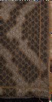 Braune NOTRE-V Schal CIRA  - medium