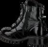 Schwarze OMODA Biker Boots R5461 - small