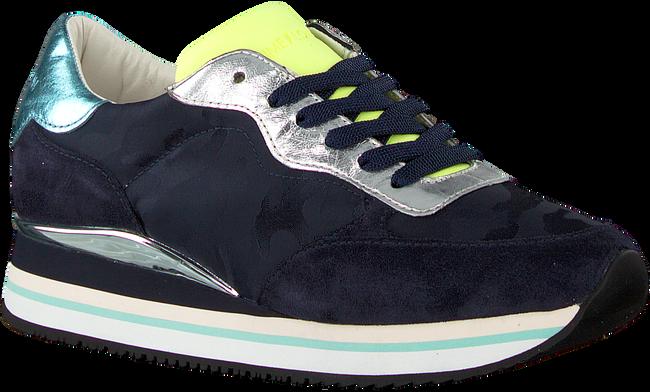 Blaue CRIME LONDON Sneaker DYNAMIC - large