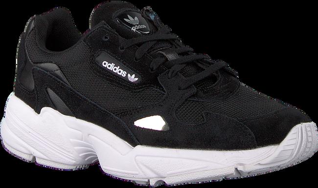 Schwarze ADIDAS Sneaker FALCON WMN - large
