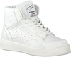 Weiße TORAL Sneaker high TL-12406  - small