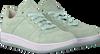 Grüne BRAQEEZ Sneaker PEGGY POWER  - small