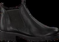 Schwarze GABOR Stiefeletten 091  - medium