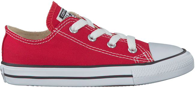 Rote CONVERSE Sneaker CTAS OX KIDS - large