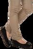 Schwarze GABOR Ballerinas 169 - small