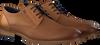 Cognacfarbene OMODA Business Schuhe MBERTO - small