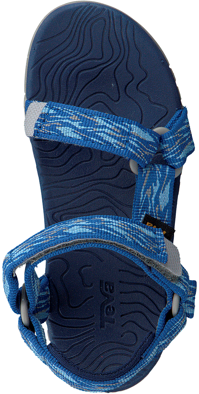 Blaue TEVA Sandalen 1019535 HURRICANE 3 | Omoda.at
